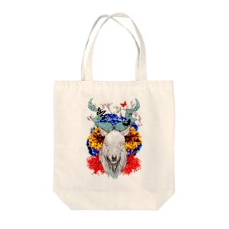 【ネマレ屋】マーコール Tote bags