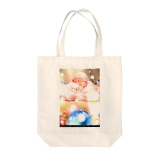 闘技演武【公式グッズ】MWF16地下遺跡の守護神ナナエル Tote bags