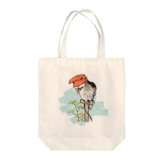 山鴞〜ふくろう〜 Tote bags