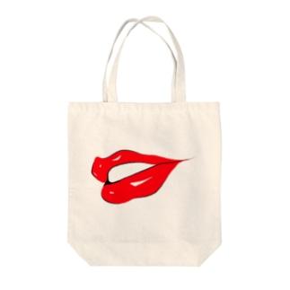 リップ Tote Bag