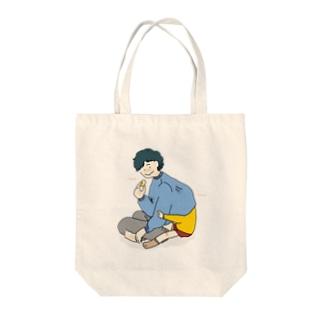 あたしも Tote bags