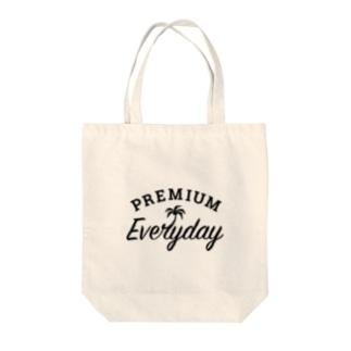 PREMIUM EVERYDAY Tote bags