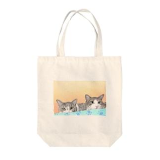 ソラちゃん シド君 Tote bags