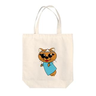 スパイダー猫の幽霊 Tote Bag