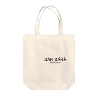 京都バルバラのグッズだよのバルバラロゴシリーズ Tote Bag