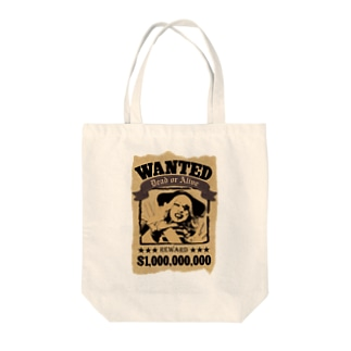 WANTED トートバッグ Tote Bag