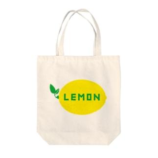 これでもフルーツ★レモン Tote bags