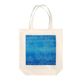 晒の森A Tote bags