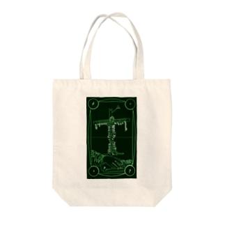 アタナシウス柵07 アダム・カドモン Tote bags