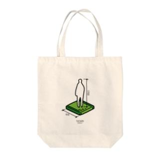 MODULE-TATAMI- Tote bags