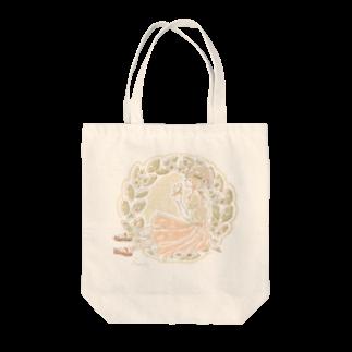 *momochy shop*の月桂樹 Tote bags