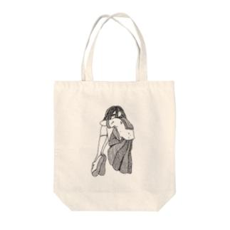 上履き Tote Bag