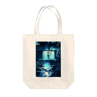 第5回単独ライブグッズ(文字なし) Tote bags