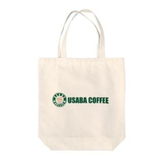 うたばコーヒー店 オリジナルロゴ Tote bags