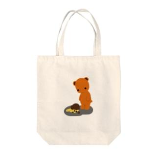 ほぼ動物園の放心 Tote Bag