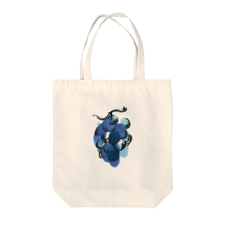 Grape Tote bags