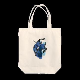 eauのGrape Tote bags