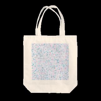 レオナのRandom Paint(Ocean Colors01) Tote bags