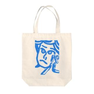 ぱる Tote bags