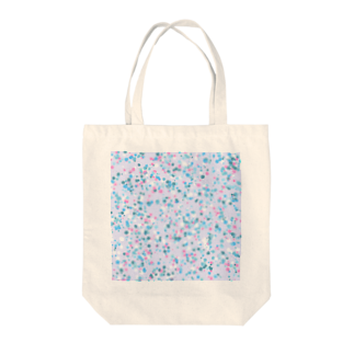 レオナのRandom Paint(Ocean Colors02) Tote bags