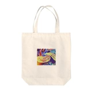 夏のマハラジャ Tote bags