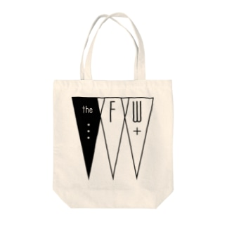 tFW 三角 Tote bags