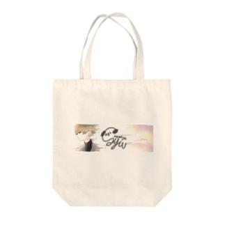 間宮朱雨グッズ Tote bags