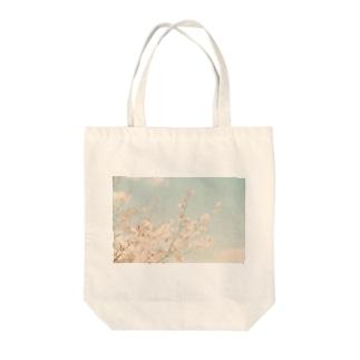 春桜 Tote bags