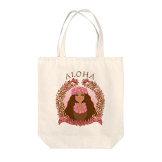 新マヌメレちゃん Tote bags