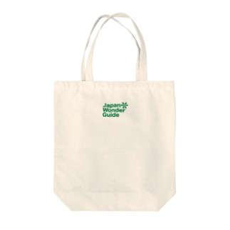 JapanWonderGuideのJapanWonderGuide Tote bags