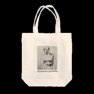 RAMUの【可能性】ミロのヴィーナス Tote bags