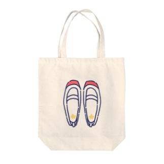 ズックさん Tote bags