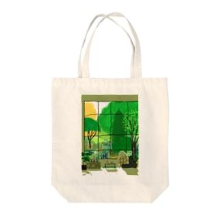 春眠 Tote bags