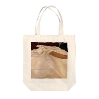 水戸セリカ Tote bags