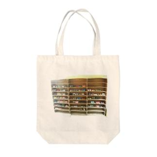 くつばこ Tote bags