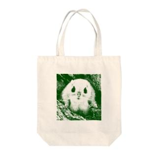 【にこらび】夏を涼しくエゾモモンガD◆202106 Tote bags