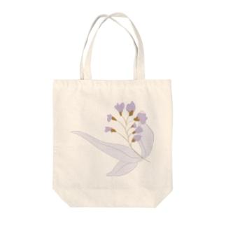 花 Tote bags