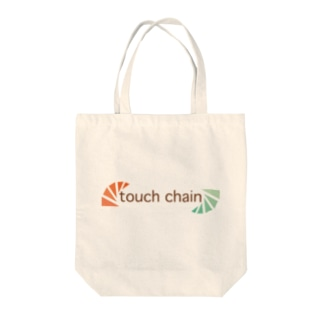 touch chain Tote bags