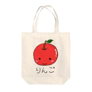 りんごちゃん トートバッグ