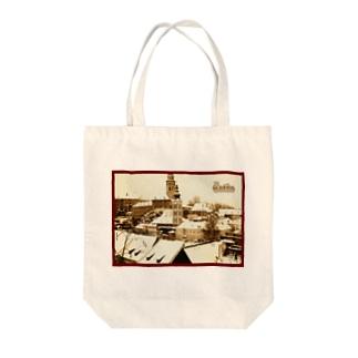 チェコ:チェスキー・クルムロフ城 Czech: Krumlov Castle Tote bags