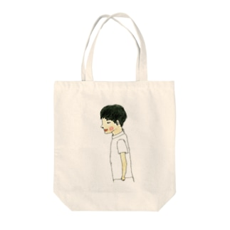NODOKA院長 Tote bags