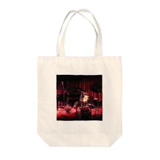 黄昏のライブハウス Tote bags