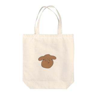 だいすこワンちゃん。 Tote bags