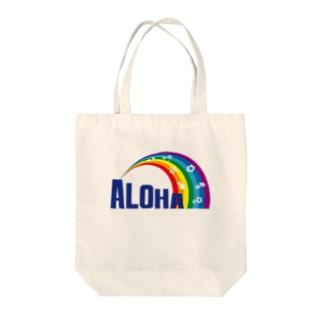 ALOHA Tote bags