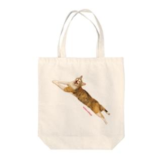 カステラちゃん Tote bags