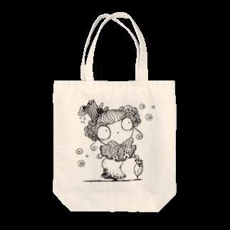 みるろってぃの貴婦人マリエ Tote bags