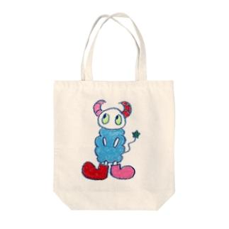 a:kumoシリーズ Tote bags