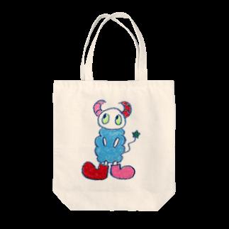 space a:kumoのa:kumoシリーズ Tote bags