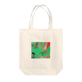 ステイホームOPERA『パパゲーナ』 Tote bags