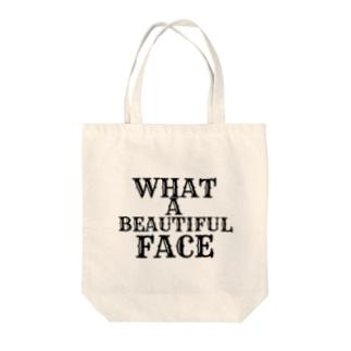 感嘆詩自分誉シリーズ Tote bags